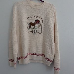 Cabela's Horse and Ranch Sweater